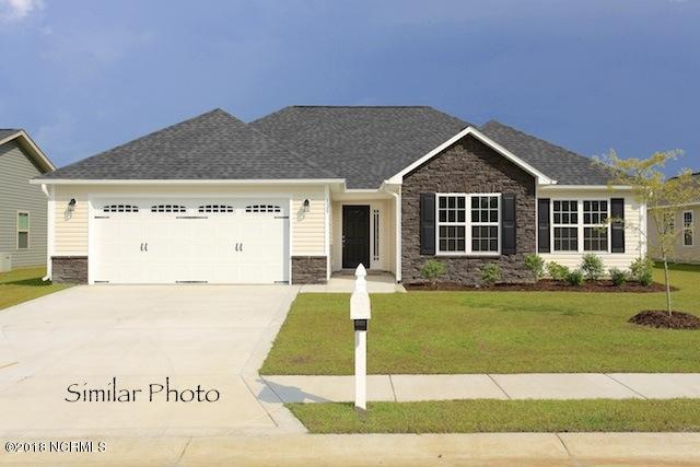248 Wood House Drive, Jacksonville, NC 28546 (MLS #100125731) :: The Keith Beatty Team