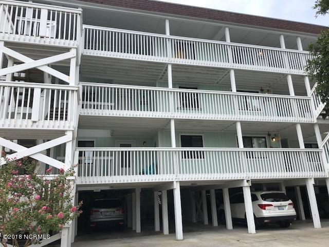 2304 S Fort Fisher Boulevard B, Kure Beach, NC 28449 (MLS #100125764) :: The Oceanaire Realty