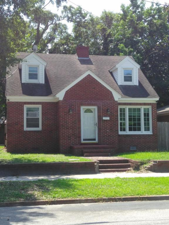 706 S 15th Street, Wilmington, NC 28401 (MLS #100125821) :: David Cummings Real Estate Team