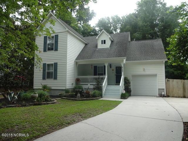 2133 Wisteria Drive, Wilmington, NC 28401 (MLS #100125828) :: Century 21 Sweyer & Associates