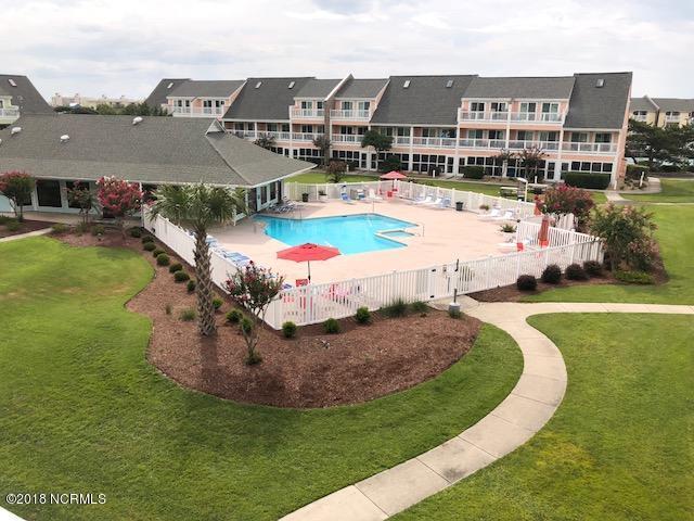 9201 Coast Guard Road G306, Emerald Isle, NC 28594 (MLS #100125859) :: Courtney Carter Homes
