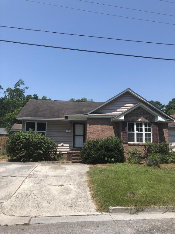 19 Evans Street, Wilmington, NC 28405 (MLS #100125876) :: Century 21 Sweyer & Associates