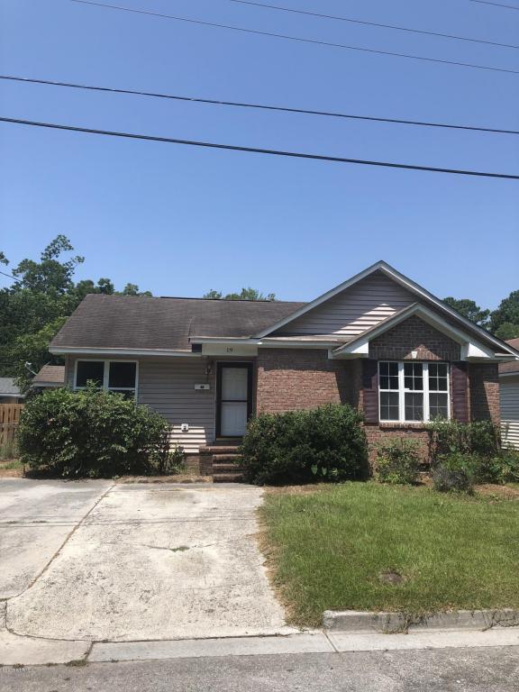 19 Evans Street, Wilmington, NC 28405 (MLS #100125876) :: Coldwell Banker Sea Coast Advantage