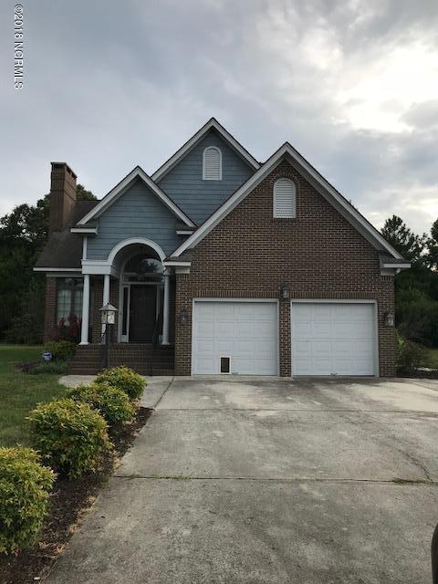 383 Cedar Lake Lane, Clinton, NC 28328 (MLS #100126030) :: Coldwell Banker Sea Coast Advantage