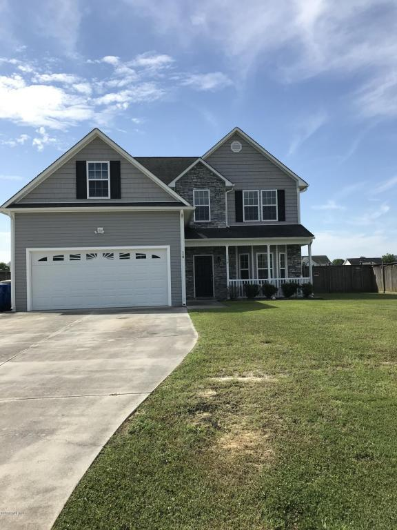 110 Groveshire Place, Richlands, NC 28574 (MLS #100126079) :: Harrison Dorn Realty