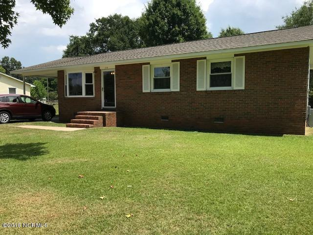 218 Mcarthur Drive, Jacksonville, NC 28546 (MLS #100126127) :: Harrison Dorn Realty