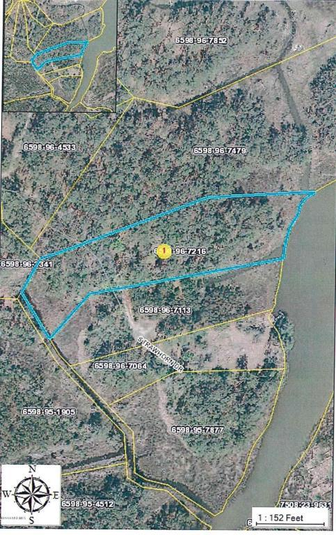 Lot 7 Strawhorne Point Drive, Aurora, NC 27806 (MLS #100126139) :: The Pistol Tingen Team- Berkshire Hathaway HomeServices Prime Properties