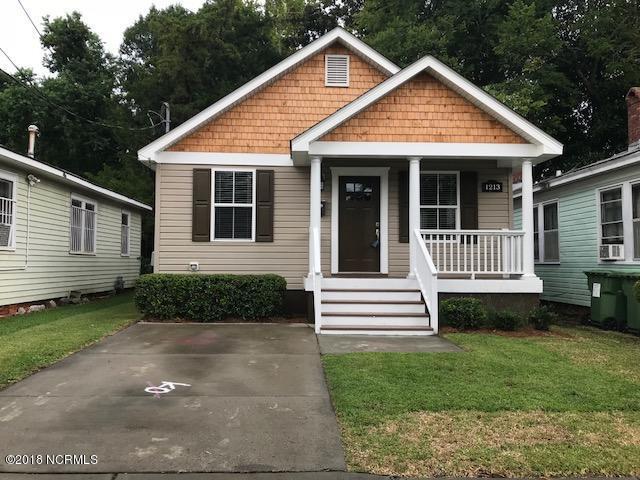 1213 Orange Street, Wilmington, NC 28401 (MLS #100126260) :: Berkshire Hathaway HomeServices Prime Properties