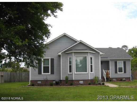 635 Bayberry Lane, Winterville, NC 28590 (MLS #100126295) :: Berkshire Hathaway HomeServices Prime Properties
