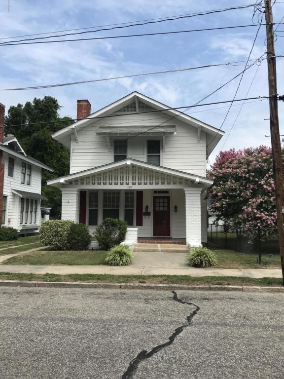 202 Connor Street NW, Wilson, NC 27893 (MLS #100126331) :: Harrison Dorn Realty