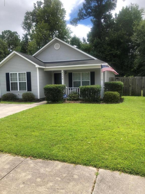 4150 Sunglow Drive, Wilmington, NC 28405 (MLS #100126351) :: The Keith Beatty Team