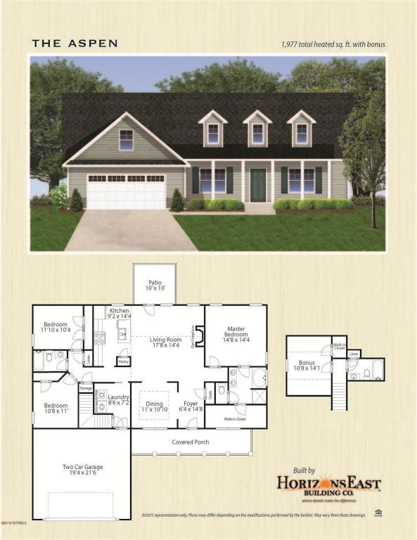 Lot #4 Tbd Deppe Farm Road, Maysville, NC 28555 (MLS #100126658) :: Courtney Carter Homes