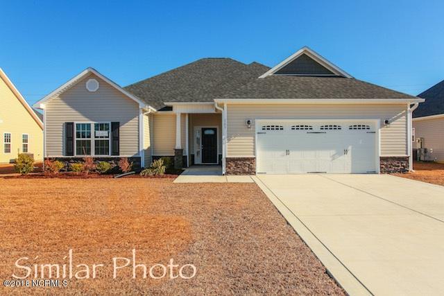 246 Wood House Drive, Jacksonville, NC 28546 (MLS #100126899) :: Harrison Dorn Realty