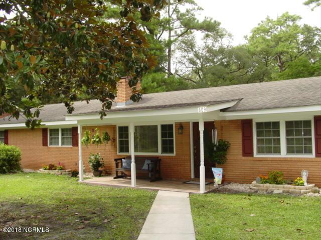 609 Pine Valley Drive, Wilmington, NC 28412 (MLS #100127003) :: Century 21 Sweyer & Associates