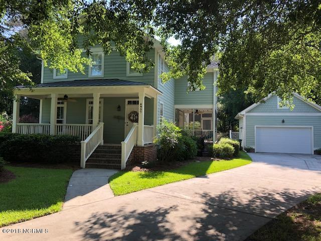 8907 Breadon Court, Wilmington, NC 28411 (MLS #100127005) :: The Oceanaire Realty