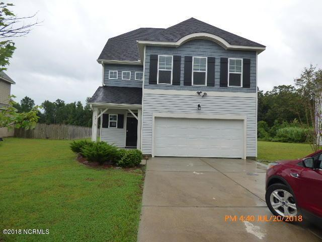 421 Bald Cypress Lane, Sneads Ferry, NC 28460 (MLS #100127397) :: The Keith Beatty Team