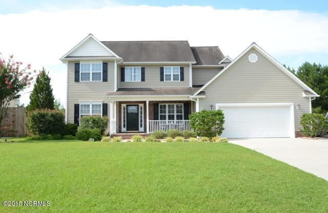 107 Baymeade Court, Jacksonville, NC 28546 (MLS #100127928) :: Coldwell Banker Sea Coast Advantage