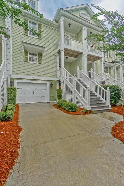 610 River Ridge Drive #2, Shallotte, NC 28470 (MLS #100128010) :: Harrison Dorn Realty