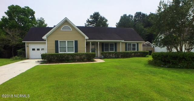 4404 Bridgeport Drive, Wilmington, NC 28405 (MLS #100128089) :: RE/MAX Elite Realty Group