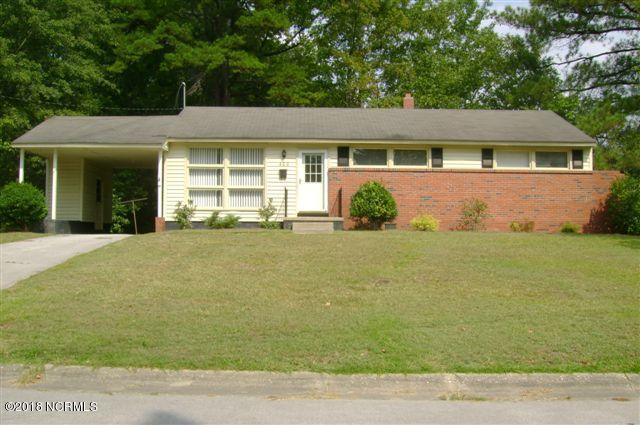 400 Houston Road, Jacksonville, NC 28540 (MLS #100128292) :: David Cummings Real Estate Team