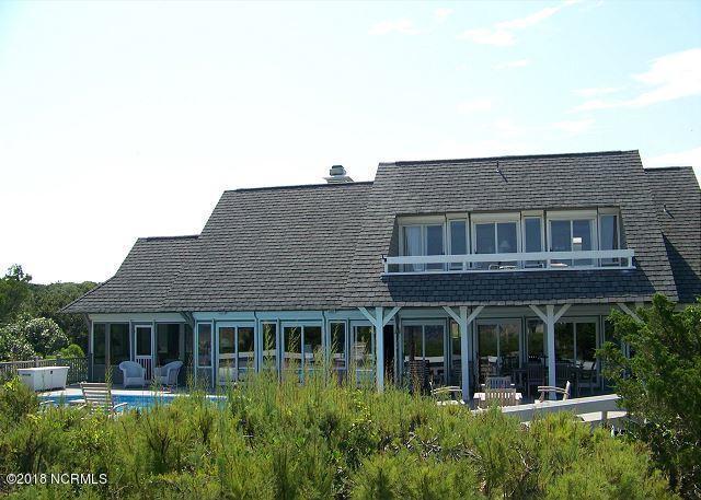 39 Cape Fear Trail, Bald Head Island, NC 28461 (MLS #100128725) :: Century 21 Sweyer & Associates