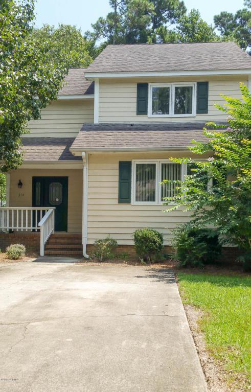 314 Wimbledon Court, Wilmington, NC 28412 (MLS #100129035) :: Century 21 Sweyer & Associates