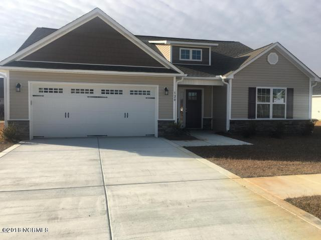 809 Tigers Eye Court, Jacksonville, NC 28546 (MLS #100129502) :: Harrison Dorn Realty
