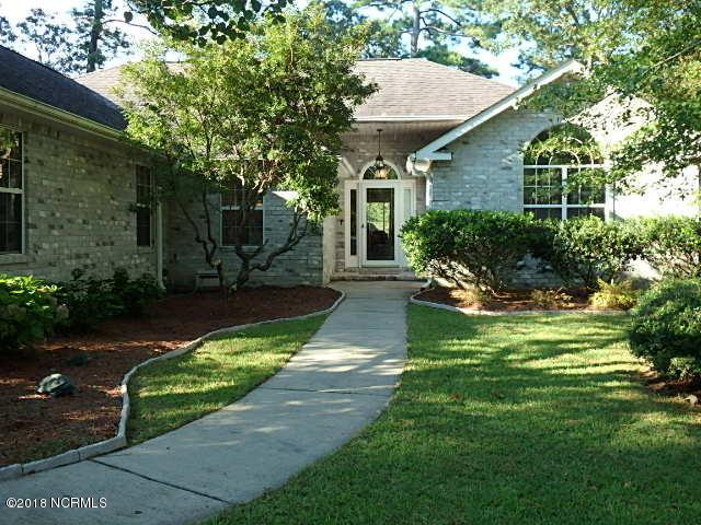 12 Golf Crest Court, Carolina Shores, NC 28467 (MLS #100129886) :: Century 21 Sweyer & Associates