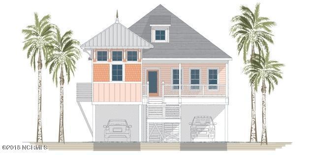 232 NE 64th Street, Oak Island, NC 28465 (MLS #100130177) :: Terri Alphin Smith & Co.