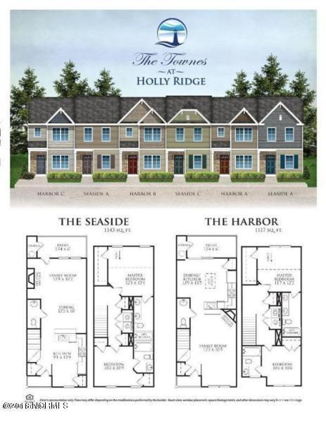 156 Beacon Woods Drive 6-2, Holly Ridge, NC 28445 (MLS #100130189) :: Courtney Carter Homes
