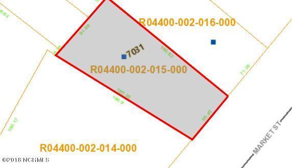 7023 Market Street, Wilmington, NC 28411 (MLS #100130282) :: RE/MAX Essential
