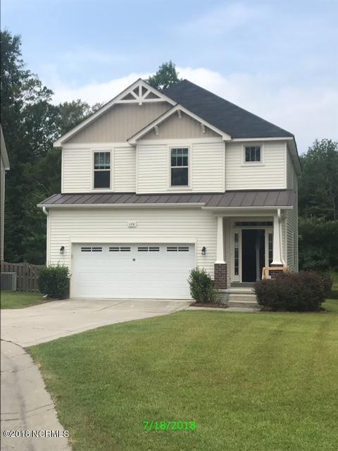124 Katrina Street, Sneads Ferry, NC 28460 (MLS #100130307) :: Courtney Carter Homes
