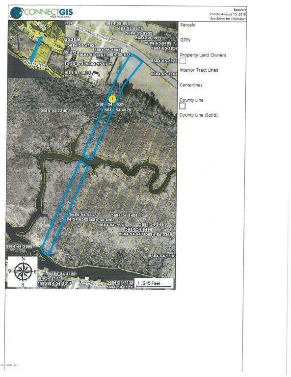 Lot 50/50a Whichards Beach Road, Chocowinity, NC 27817 (MLS #100130334) :: Coldwell Banker Sea Coast Advantage