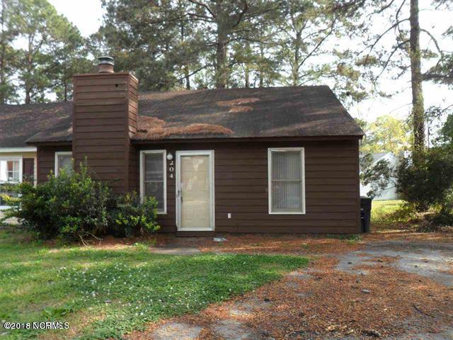 204 Corey Court, Jacksonville, NC 28546 (MLS #100130344) :: Coldwell Banker Sea Coast Advantage