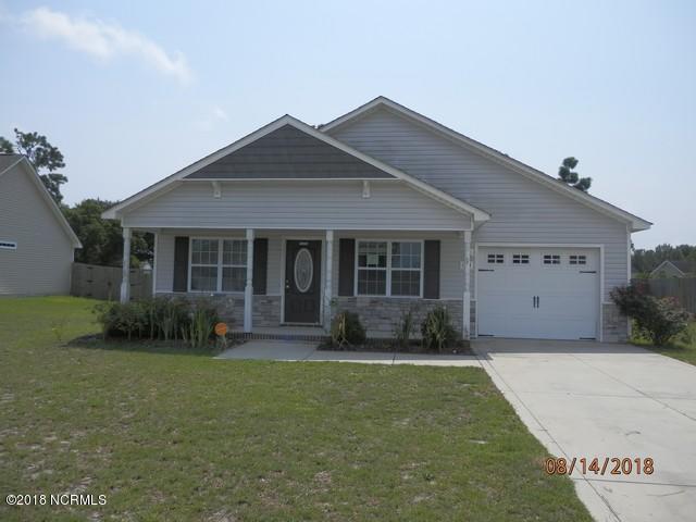 164 Rosemary Avenue, Hubert, NC 28539 (MLS #100130421) :: Courtney Carter Homes