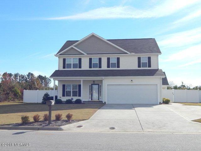 2217 Crescent Drive W, Wilson, NC 27893 (MLS #100130522) :: Century 21 Sweyer & Associates