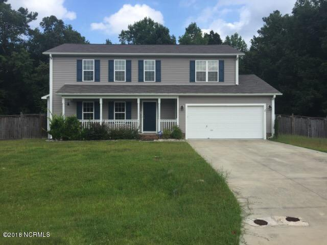 202 Silver Stream Way, Jacksonville, NC 28546 (MLS #100130765) :: Coldwell Banker Sea Coast Advantage
