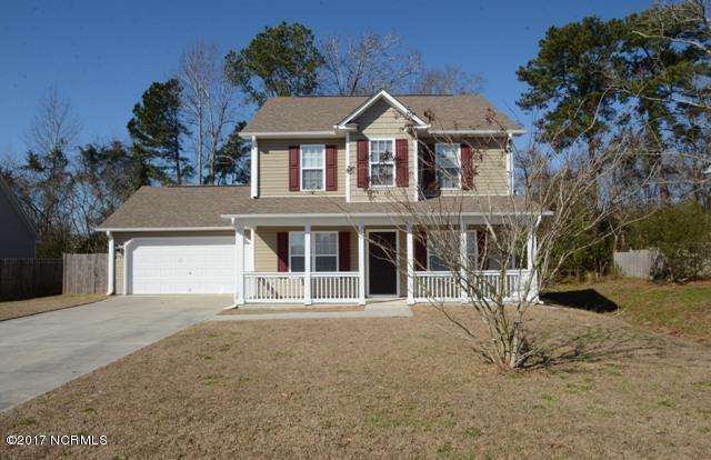 118 Tanbark Drive, Jacksonville, NC 28546 (MLS #100130772) :: RE/MAX Essential