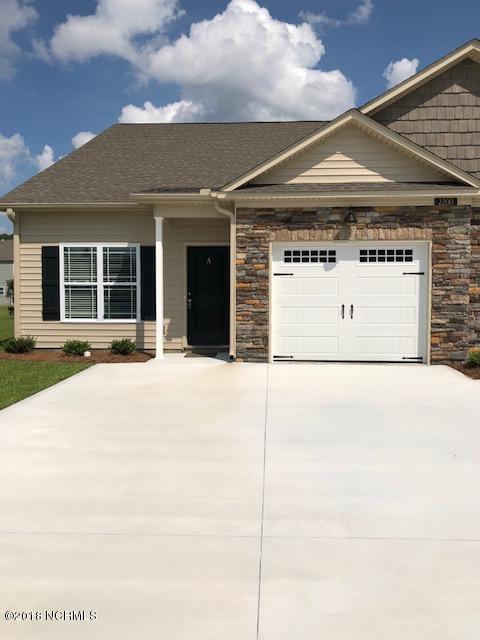 2200 Sweet Bay Drive A, Greenville, NC 27834 (MLS #100130816) :: RE/MAX Essential