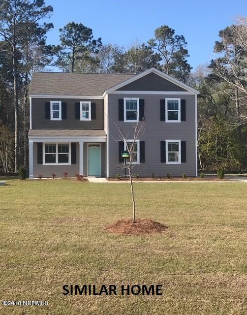218 Cheswick Drive Lot 113, Holly Ridge, NC 28445 (MLS #100130821) :: RE/MAX Essential
