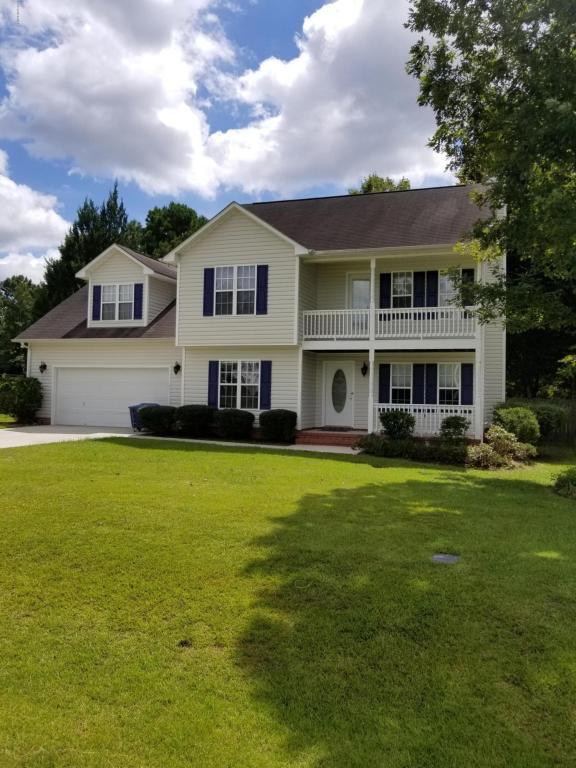 124 Batchelor Trail, Jacksonville, NC 28546 (MLS #100130904) :: RE/MAX Essential