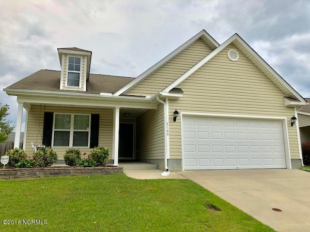 3149 Ruth Court, Greenville, NC 27834 (MLS #100130920) :: RE/MAX Essential