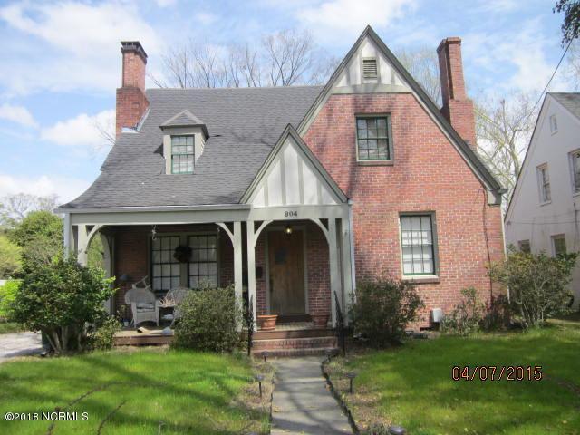 804 Broad Street W, Wilson, NC 27893 (MLS #100131493) :: Century 21 Sweyer & Associates