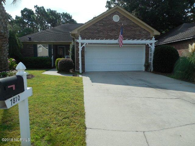 7810 Cypress Island Drive #7810, Wilmington, NC 28412 (MLS #100131757) :: Coldwell Banker Sea Coast Advantage