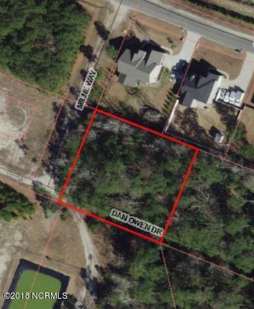 Lot 16 Dan Owen Drive, Hampstead, NC 28443 (MLS #100132600) :: Century 21 Sweyer & Associates