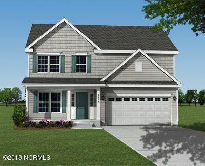 2641 Rhinestone Drive, Winterville, NC 28590 (MLS #100132679) :: Century 21 Sweyer & Associates