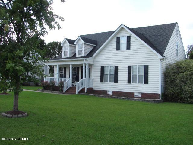 725 Addington Drive, Winterville, NC 28590 (MLS #100132755) :: Century 21 Sweyer & Associates