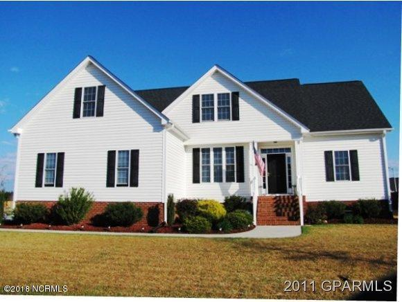 1136 Bryson Drive, Greenville, NC 27834 (MLS #100132830) :: The Oceanaire Realty