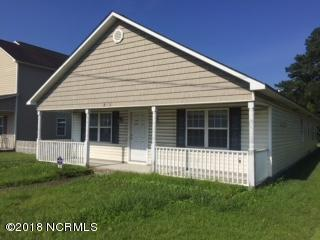 812 Main Street, Maysville, NC 28555 (MLS #100133375) :: RE/MAX Elite Realty Group