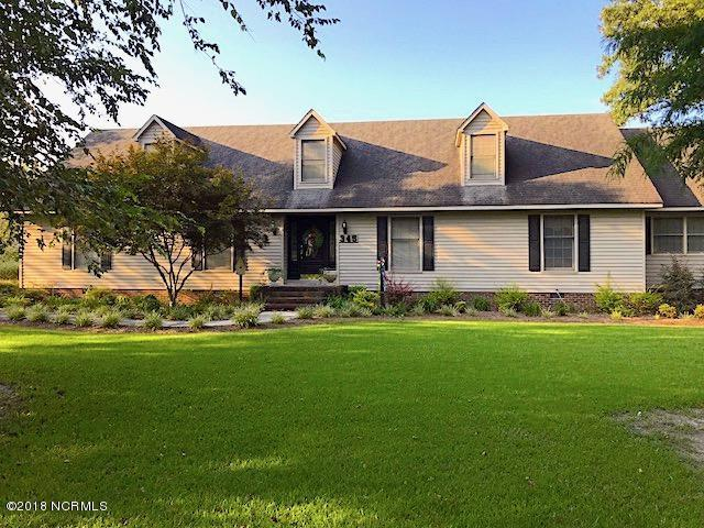 354 Jackson Store Road, Beulaville, NC 28518 (MLS #100133743) :: Courtney Carter Homes